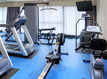 Fitness Area at Holiday Inn Toronto Airport East
