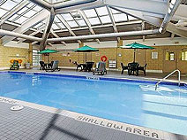 Indoor Solarium Heated Pool